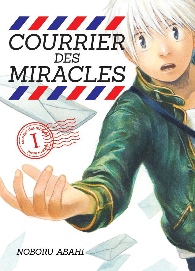Courrier des miracles tome 1 927066