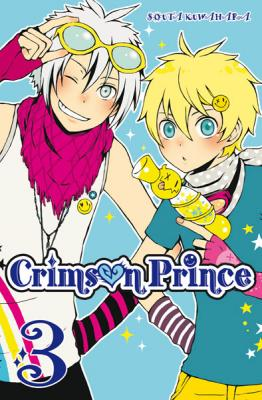 Crimson prince tome 3 1408982