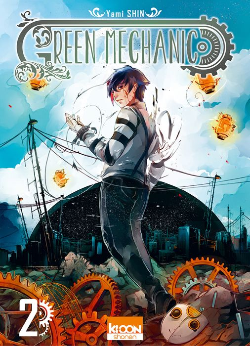 Green mechanic tome 2 964564