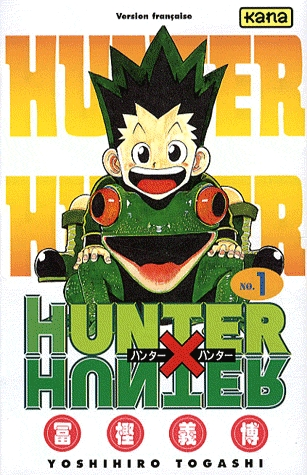 Hunter x hunter tome 1 61160