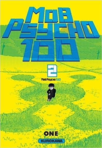 Mob psycho 100 tome 2 950277