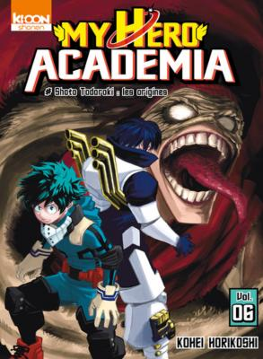 My hero academia tome 6 837610
