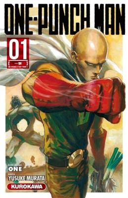 One punch man tome 1 705531