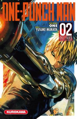 One punch man tome 2 741815
