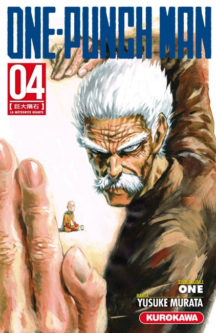 One punch man tome 4 832913