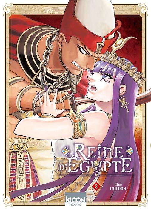 Reine d gypte tome 3 963591