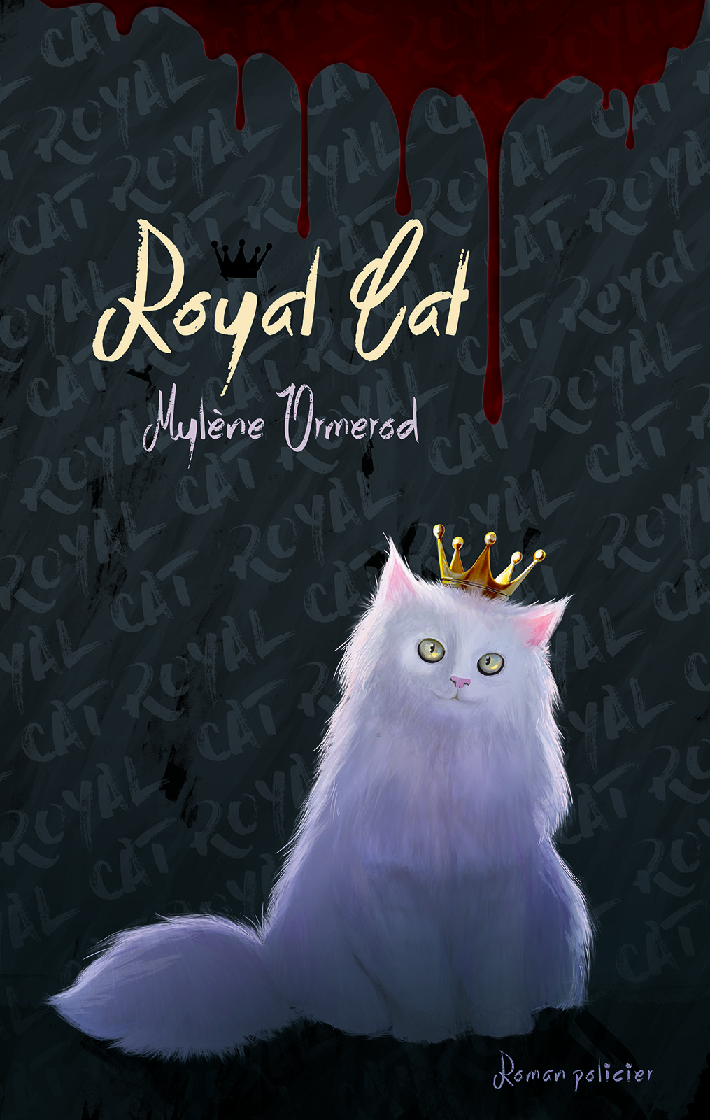 Royal Cat - Mylène Ormerod