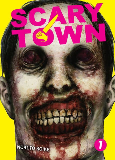 Scary town tome 1 987187