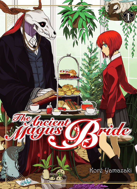 The ancient magus bride tome 1 612711