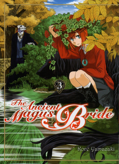 The ancient magus bride tome 3 689988