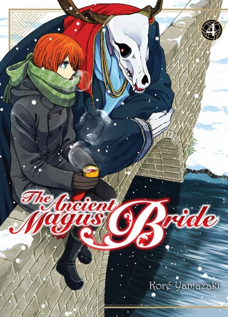 The ancient magus bride tome 4 746257