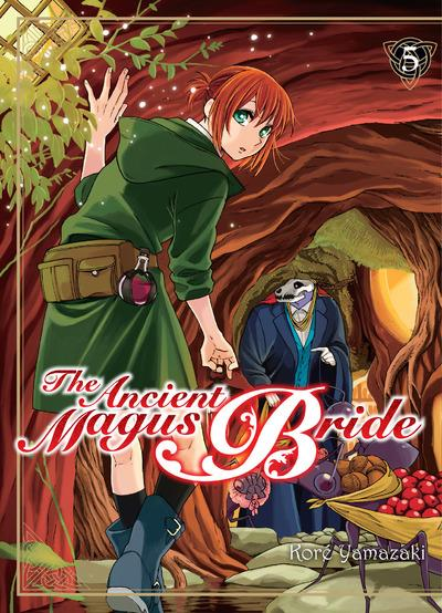 The ancient magus bride tome 5 832000