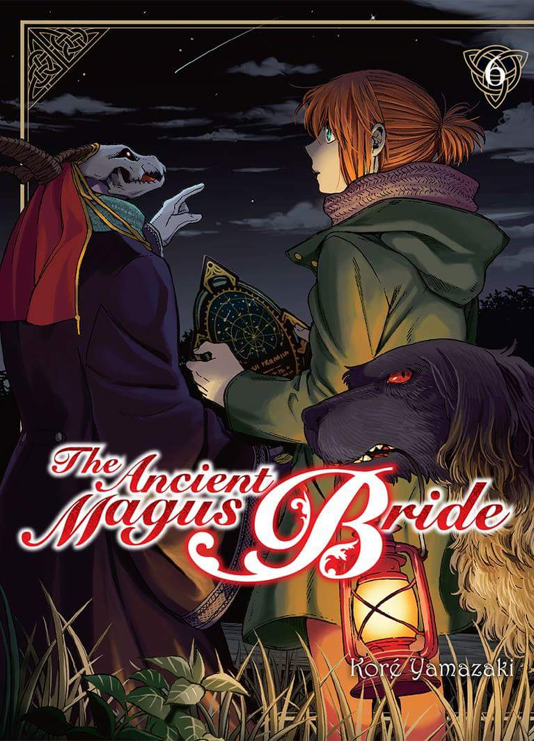 The ancient magus bride tome 6 887483