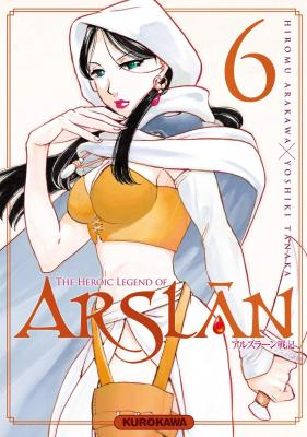 The heroic legend of arslan tome 6 889588
